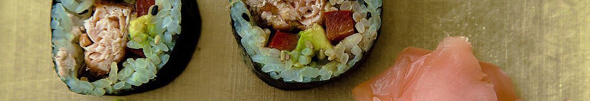 Mizu Japanese Cuisine